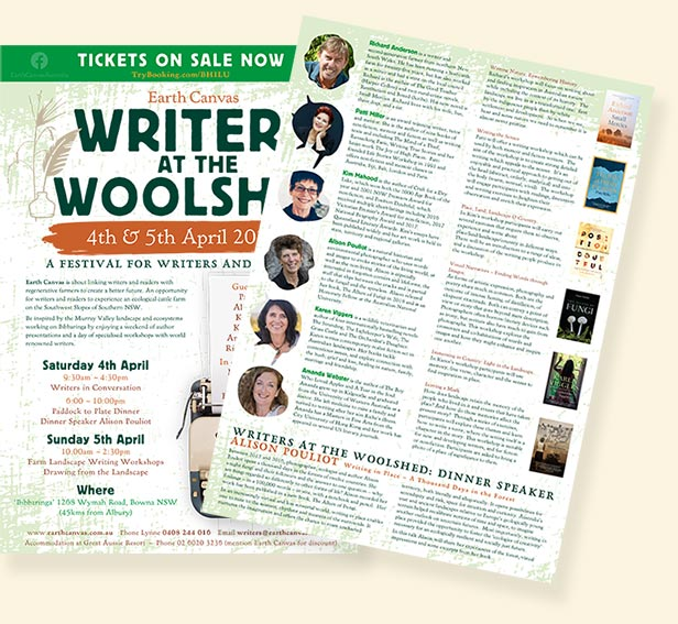 Writers Festival - Writers at the Woolshed